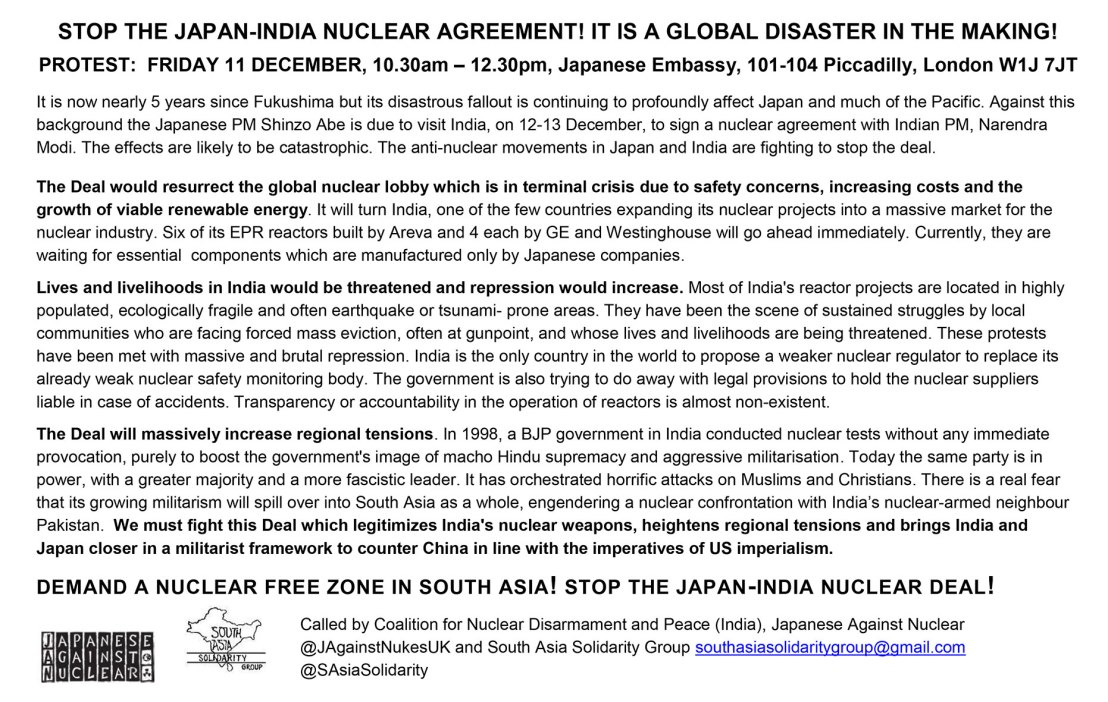 Nuclear-deal-India-Japan-flyer